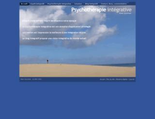 psychotherapie-integrative.com screenshot