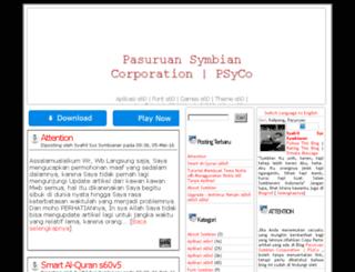 psyco.pun.bz screenshot