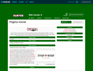 pt-br.hunterx.wikia.com screenshot