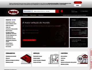 pt.digikey.com screenshot