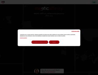 pt.meeticaffinity.com screenshot
