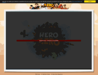 pt4.herozerogame.com screenshot