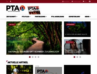 pta-aktuell.de screenshot