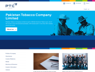 ptc.com.pk screenshot