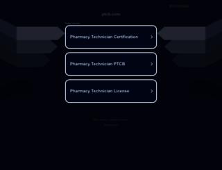 ptcb.com screenshot