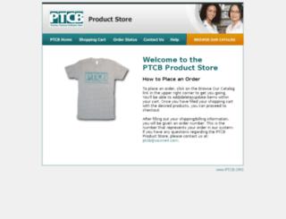 ptcb.source4.com screenshot