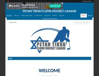 ptfhl.com screenshot