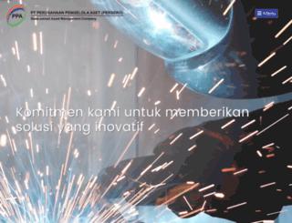 ptppa.com screenshot