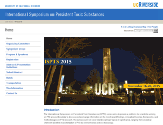 pts2015.ucr.edu screenshot