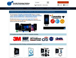 ptsmobile.com screenshot