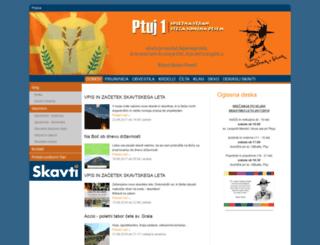 ptuj1.skavt.net screenshot