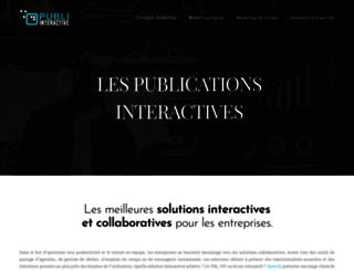 publi-interactive.com screenshot