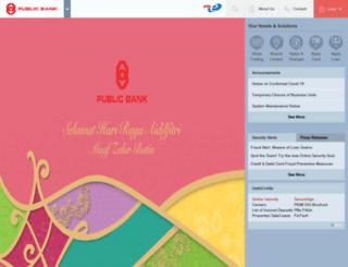public-bank.com.my screenshot
