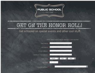 publicschool.fbmta.com screenshot
