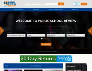 publicschoolreview.com screenshot