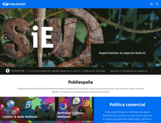 publiesp.es screenshot