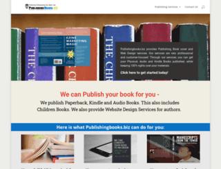 publishingbooks.biz screenshot
