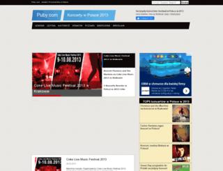 puby.com screenshot