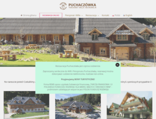 puchaczowka.pl screenshot