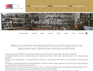 pucharylodz.pl screenshot