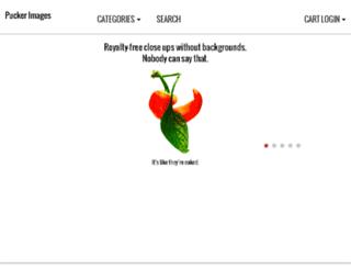 puckerimages.com screenshot