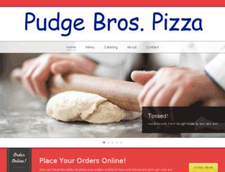 pudgebros.com screenshot