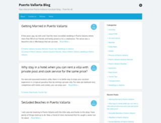 puerto-vallarta-blog.com screenshot