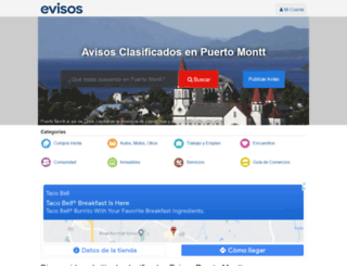 puertomontt.evisos.cl screenshot