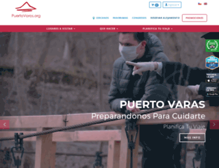 puertovaras.org screenshot