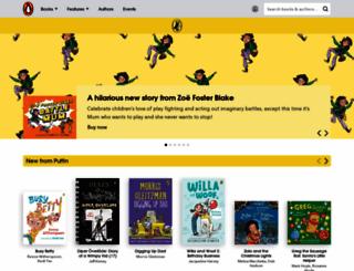 puffin.com.au screenshot