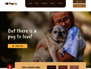 pugpals.org screenshot