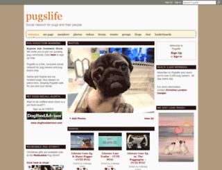 pugslife.org screenshot