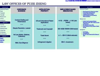 pujielaw.com screenshot