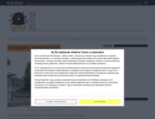 pulispace.444.hu screenshot