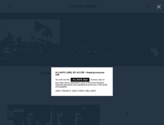 pullmankuching.com screenshot