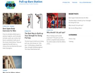 pullupbarss.com screenshot