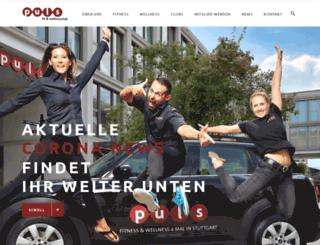 Puls Fitness Stuttgart access tekito.jp. 適当。
