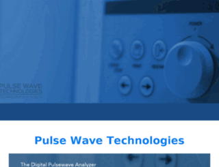 pulsewavetech.org screenshot
