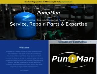 pumpman.com screenshot