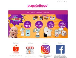 pumponthego.com screenshot