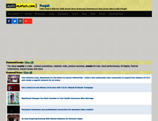 punjab.mallsmarket.com screenshot