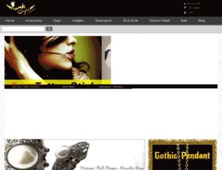 punk-style.com screenshot