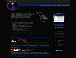 punkbuster.com screenshot