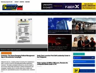 punto.com.ph screenshot