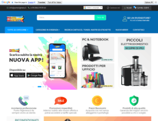 puntorigenera.com screenshot