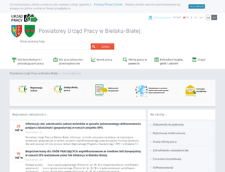 pup-bielsko.pl screenshot