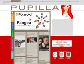 pupillamagazine.com screenshot