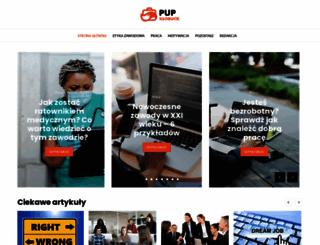 pupklobuck.pl screenshot
