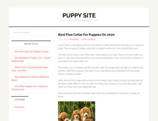 puppyswap.ca screenshot