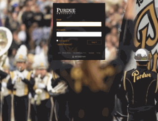 purdue.instructure.com screenshot